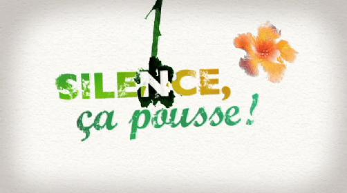 Silence_ca_pousse_2010_logo