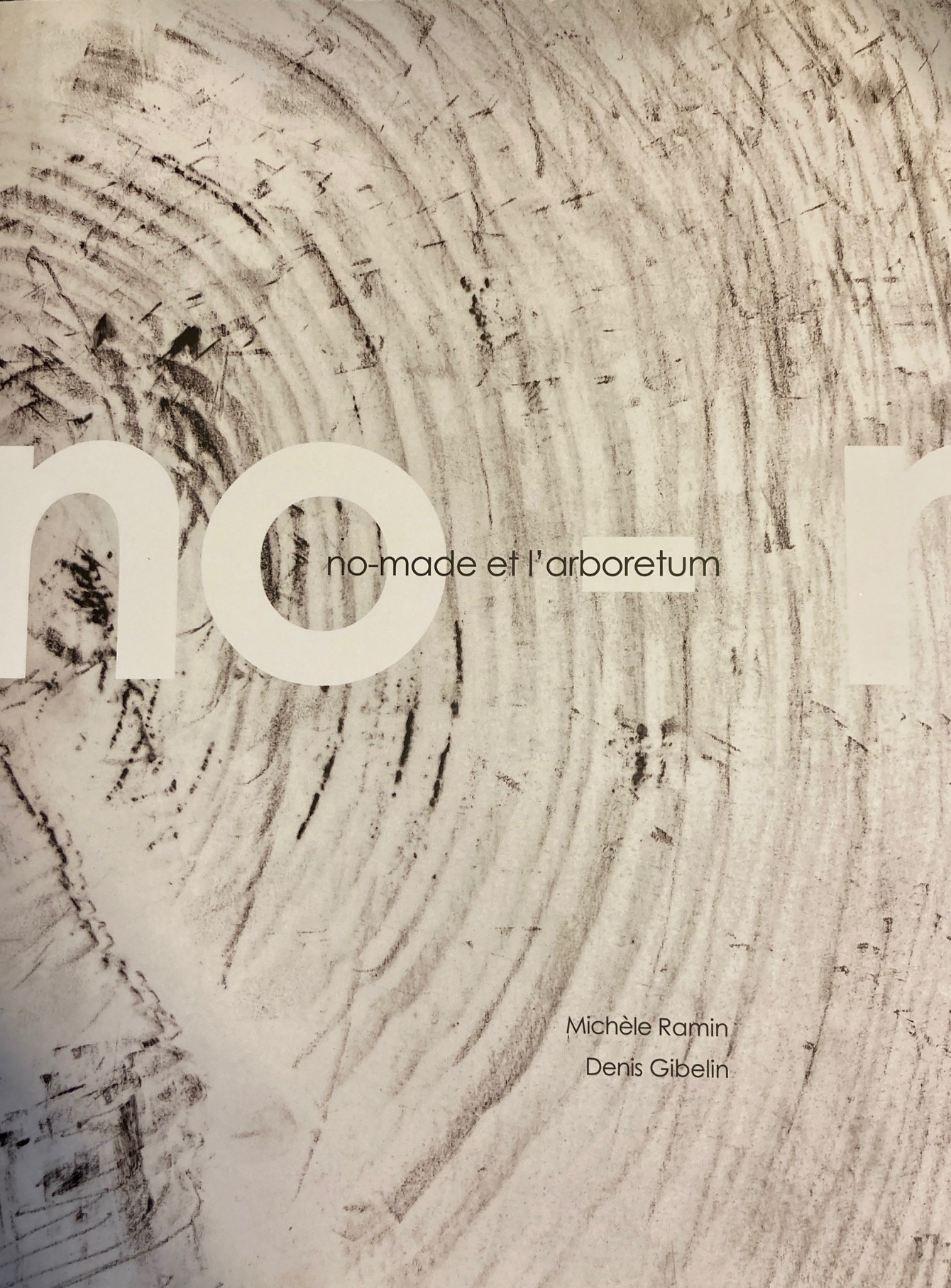 couverture livre nomade